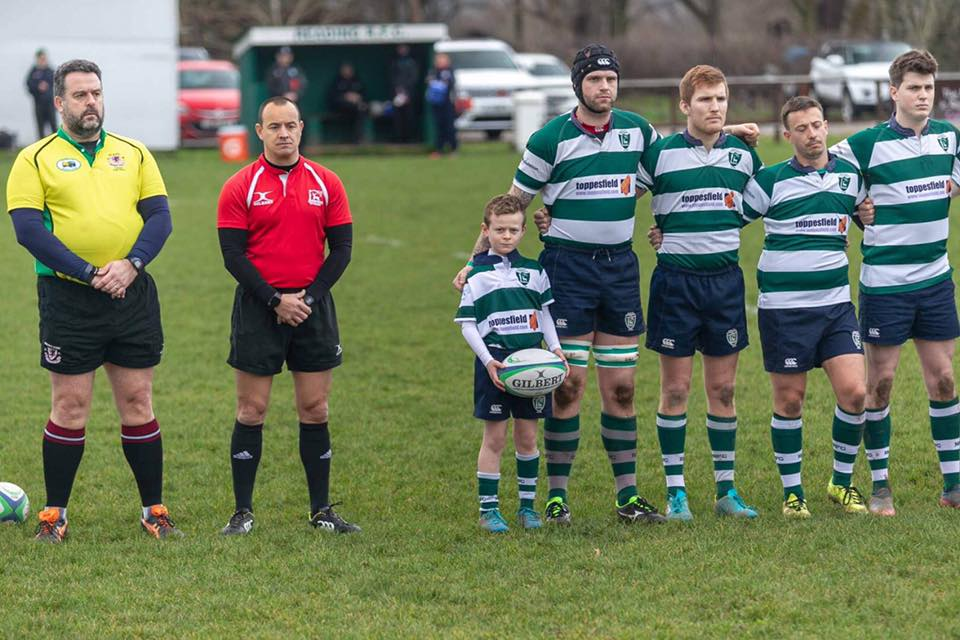 Dave Elliott Minutes Silence before game